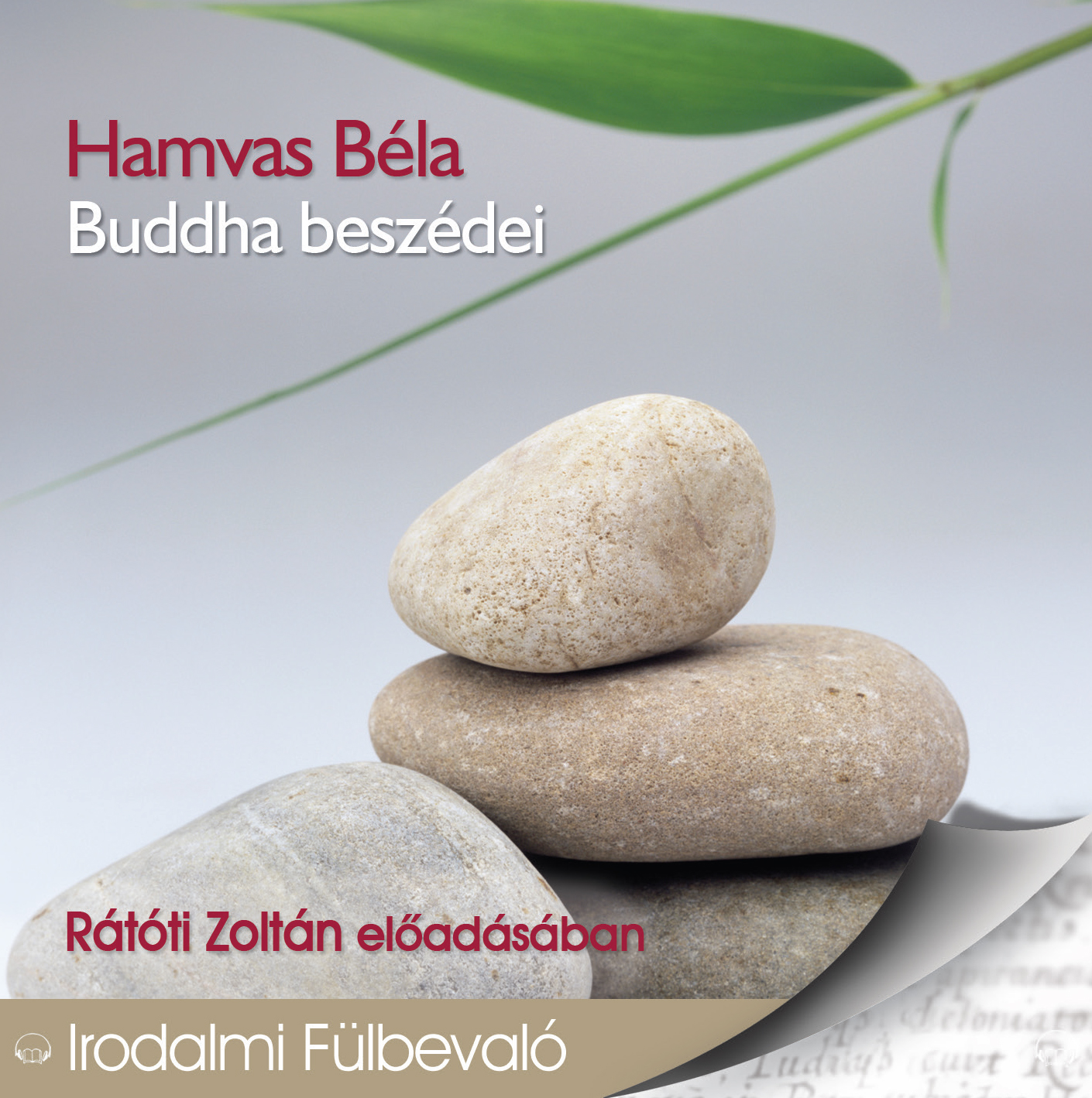 Hamvas Béla: Buddha beszédei