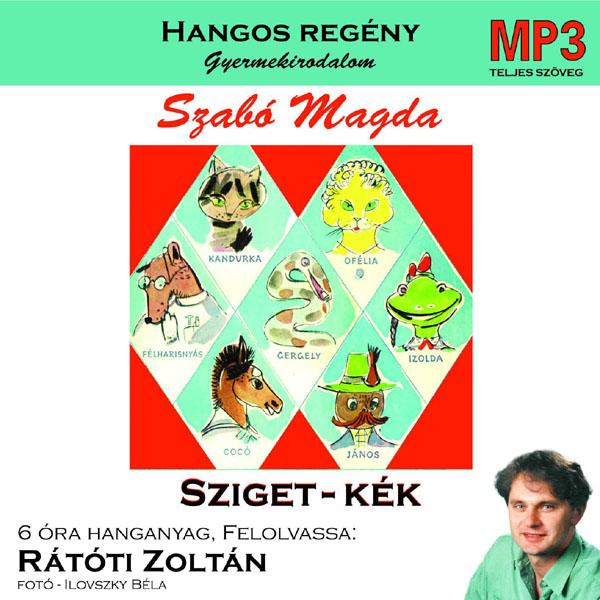 Szabó Magda – Sziget-kék